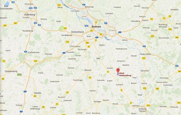 Ulrich Holzhandlung - Baumarkt GmbH, Bruchhausen-Vilsen